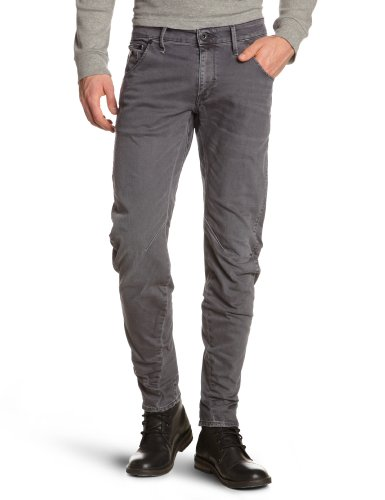 G-star Raw Arc 3D Slim Men's Trousers Lead Grey W32INxL32IN
