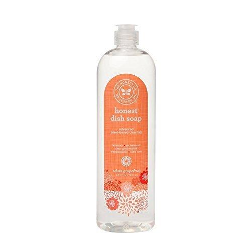 The Honest Company White Grapefruit Dish Soap, 26.5 Ounces (Honest Company Soap compare prices)
