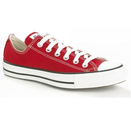 Converse All Star Ox Shoes - Red