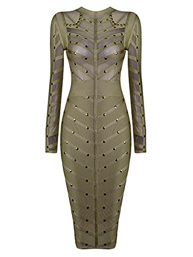 alice-elmer-womens-rayon-long-sleeve-perspective-scoop-neck-bodycon-bandage-dress-green-l