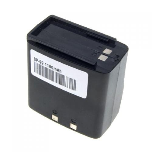 1100Mah Ni-Cd Bp-99 Battery For Icom Ic-W1 Ic-V68 Two-Way Radio