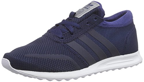 Adidas Los Angeles Scarpe Low-Top, Uomo, Blu (Blau (Collegiate Navy/Collegiate Navy/Dark Blue), 44