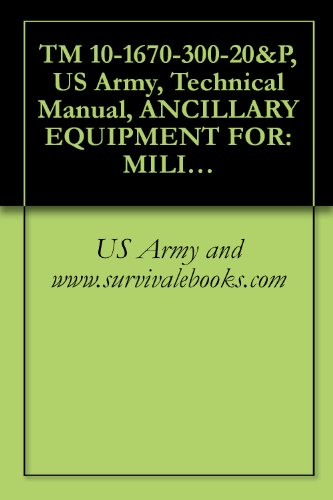Tm 10-1670-300-20&P, Us Army, Technical Manual, Ancillary Equipment For: Military Free-Fall System, Helmet, Free-Fall, Parachutists, Type I, Helmet, Free-Fall, ... Harness, Single Point Release Assembly