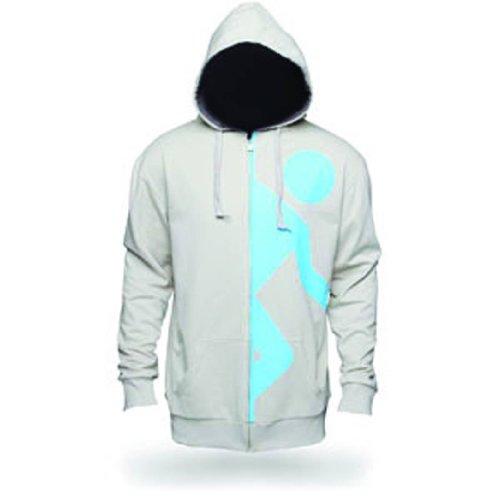 Portal Test Candidate Hoodie Sweatshirt (l)