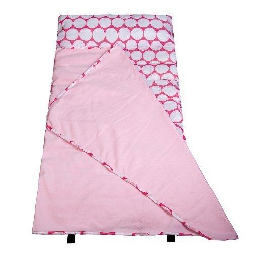 wildkin-big-dot-pink-and-white-easy-clean-nap-mat-one-size-by-wildkin