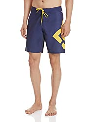 DC Mens Synthetic Shorts (3613371234027_ADYBS03015_34_Vintage Indigo)
