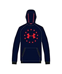 Under Armour 1261128 Men\'s Academy UA Freedom ColdGear Hoodie - Size Large
