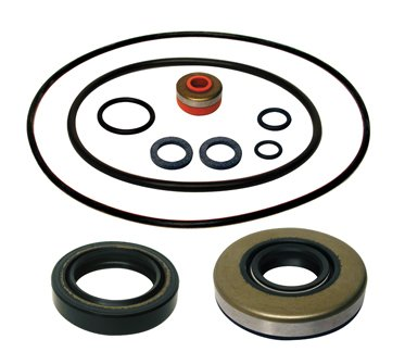 GEARCASE SEAL KIT | GLM Part Number: 87801; Sierra Part Number: 18-2631; Mercury Part Number: FK1061
