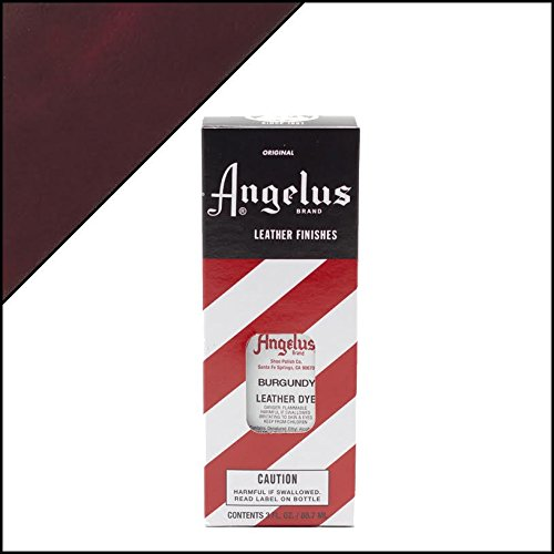 Angelus Leather Dye 3 Oz. (Burgundy) (Angelus Leather Dye compare prices)