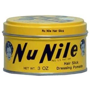 Murrays Nu Nile Hair Slick Dressing Pomade 3oz Jar