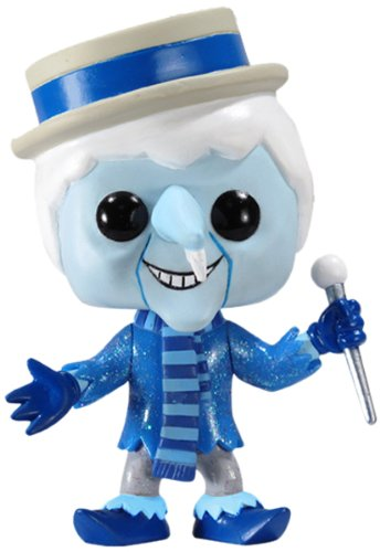 Visit Funko Snow Miser POP Details