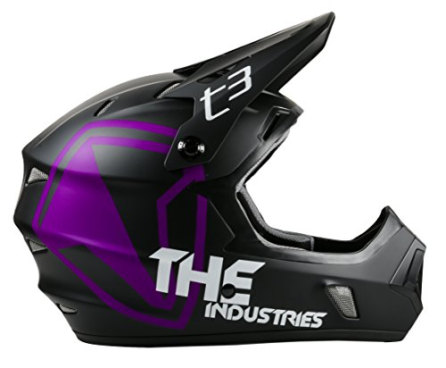 THE-Industries-Youth-T3-Shield-BMX-and-Mountain-Bike-Helmet