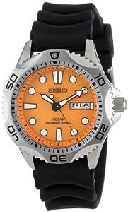 Seiko Men's SNE109 Solar Dive Watch