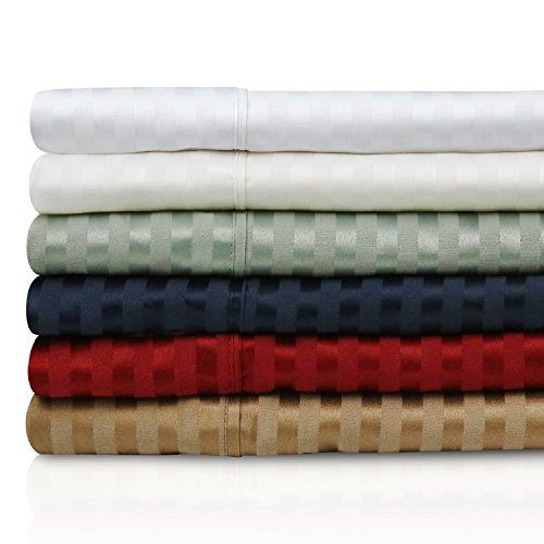 300 thread count cotton blend deep pocket sheets 3 piece bed sheet set wine twin. Black Bedroom Furniture Sets. Home Design Ideas