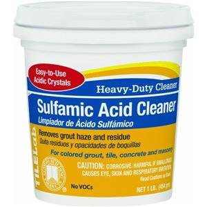 Custom Building Products TLSAC1 LB Sulfamic Acid Cleaner