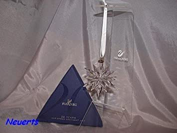 #!Cheap Swarovski 2011 Annual Edition Crystal Snowflake Ornament