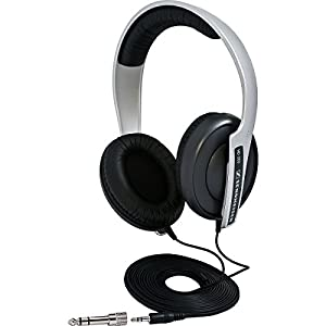 Sennheiser HD203 Closed-Back DJ Headphones
