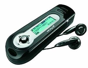Odys MP3-S15 MP3-Player/USB-Stick 8 GB (USB 2.0) schwarz