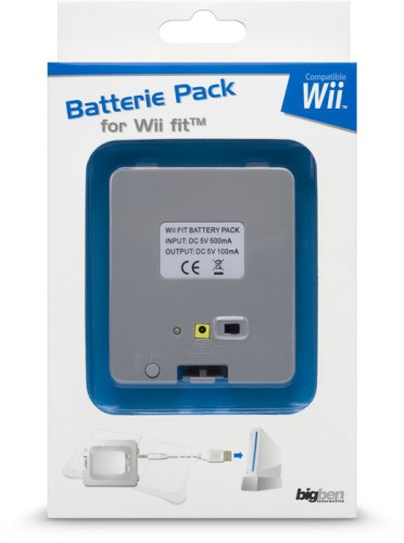 Wii Fit - Battery Pack, Nintendo Wii