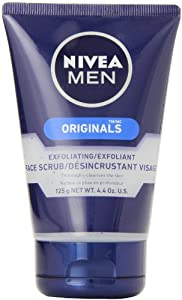 NIVEA MEN Exfoliating Face Scrub 125ml