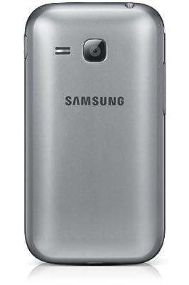 Samsung Champ Deluxe GT-C3312 | Metallic Silver