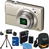 41enxxKp6cL. SL160  Top 10 Point & Shoot Digital Camera Bundles for April 22nd 2012   Featuring : #10: Fujifilm FinePix HS20 16 MP Digital Camera with EXR BSI CMOS High Speed Sensor and Fujinon 30x Wide Angle Optical Zoom Lens Accessory Saver 16GB NiMH Battery/Rapid Charger Bundle !!! (Black)