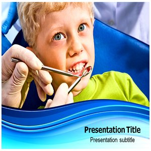 Dental Accessory Powerpoint Templates - Dental Accessory Powerpoint (PPT) Presentation