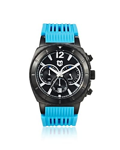 Andrew Marc Men's AM10012 AM Gentleman Blue/Black Stainless Steel Watch