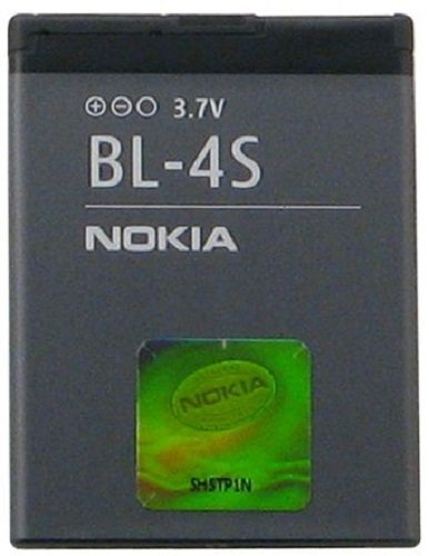 Nokia BL-4S/BL4S Lithium Ion Battery - Original OEM - Non-Retail Packaging - Black (Nokia Slide compare prices)