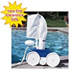 Polaris® Vac Sweep 280 Pressure Side In-Ground Automatic Pool Cleaner Without Booster Pump