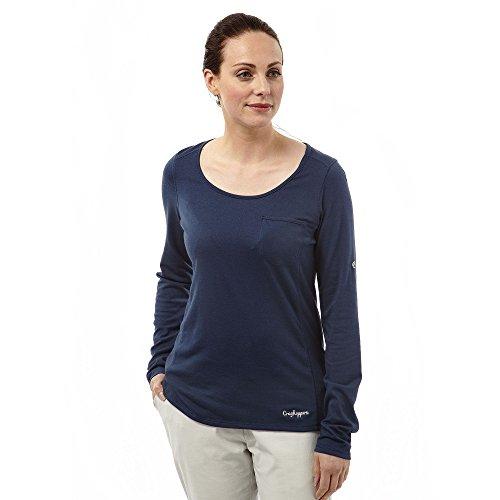 Craghoppers-NosiLife-Langarm-T-Shirt-Women-Longsleeve