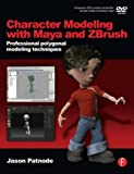 img - for Character Modeling with Maya and ZBrush: Professional polygonal modeling techniques book / textbook / text book