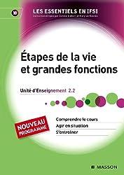 Etapes de la vie et grandes fonctions : UE 2.2