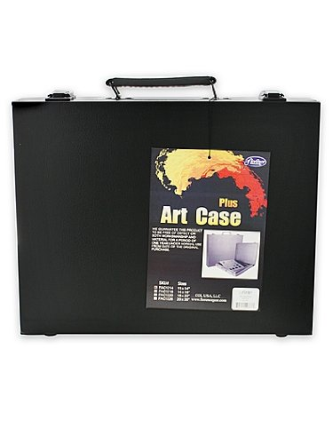 Florence Art Case Plus 14 in. x 18 in. black