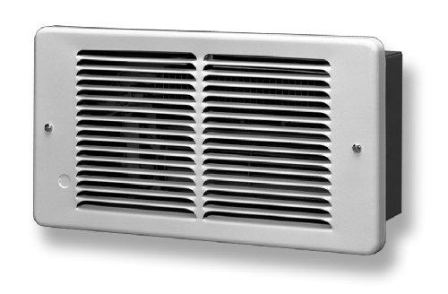 King Paw2022 2250-Watt 208-Volt Pic-A-Watt Wall Heater, Bright White