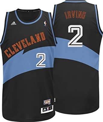 Kyrie Irving Cleveland Cavaliers Youth Swingman Hardwood Classics Jersey by adidas