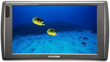 ALPINE(アルパイン) 8型 WVGA アーム取付け型 リアビジョン PKG-M800SC