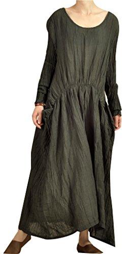 Generic Women'S Travel Line Maxi Dresses front-907479