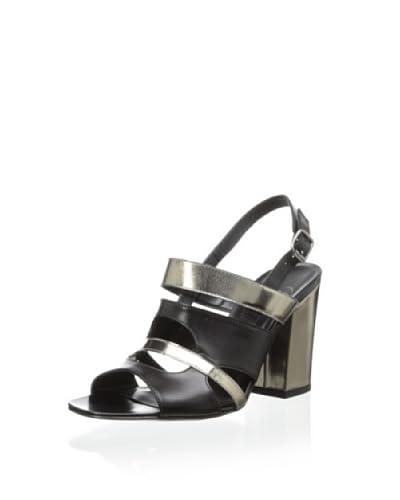 Delman Women's Avril Slingback Sandal
