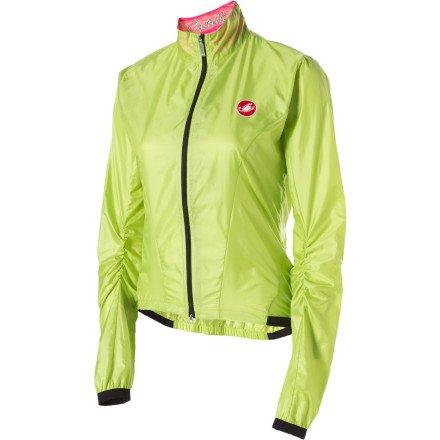 Buy Low Price Castelli Leggera Jacket – Women's (B003BBBOY6)
