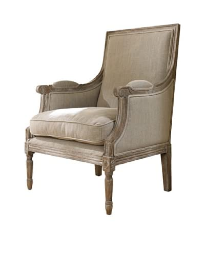 Padma's Plantation Carolina Beach Lounge Chair, Sand Linen As You See