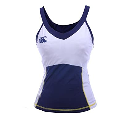 Canterbury Womens Baselayer Layertech Tank Top Navy (Hot) - all sizes rrp£35 by Canterbury