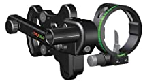 TRUGLO Range Rover 1 Pin .019 Black Sight