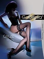 Gabriella Femmes Bas pour Porte-Jaretelles GB-200 15 DEN
