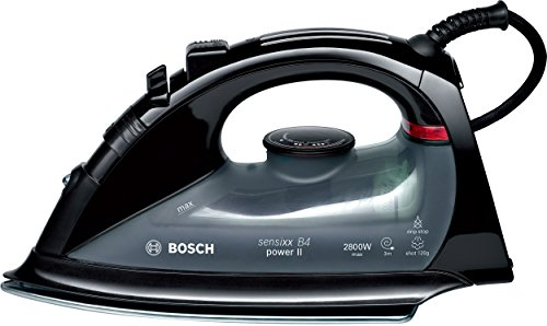 Bosch TDA5620GB Sensixx Comfort Power 11 Iron Black