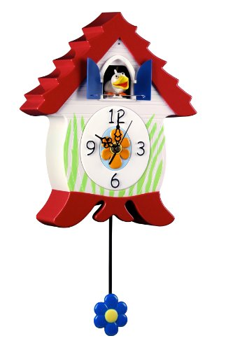 Cuckoo Clocks Cuckoo Clock For Kids Wall Clock Quack Coo
