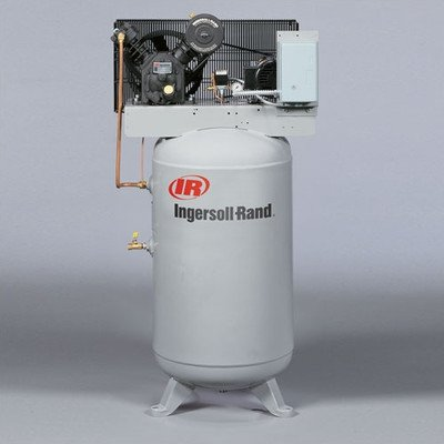 Bundle-28 60 Gallon 175 PSI, 14.7 CFM, 5 HP Electric Two Stage Air Compressor (3 Pieces) Input Voltage: 460 Volt, 3 phase