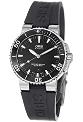 Oris Aquis Date Men's Divers Watch 733 7653 41 54 RS