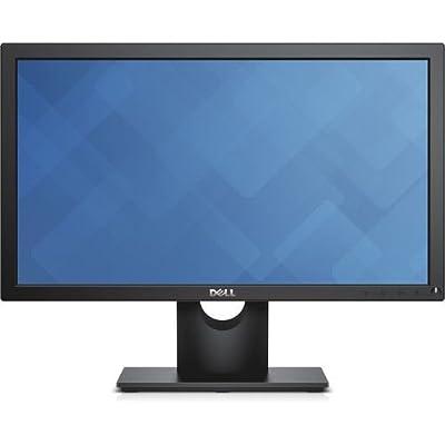 "DELL E Series E2016H TN 19.5"" Black HD ready Matt with 3 Years Warranty 49.53 cm (19.5 "") HD+ TN (1600x900) WLED..."