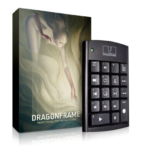 Dragonframe 3 Stop Motion Software (Stop Motion Animation Software compare prices)
